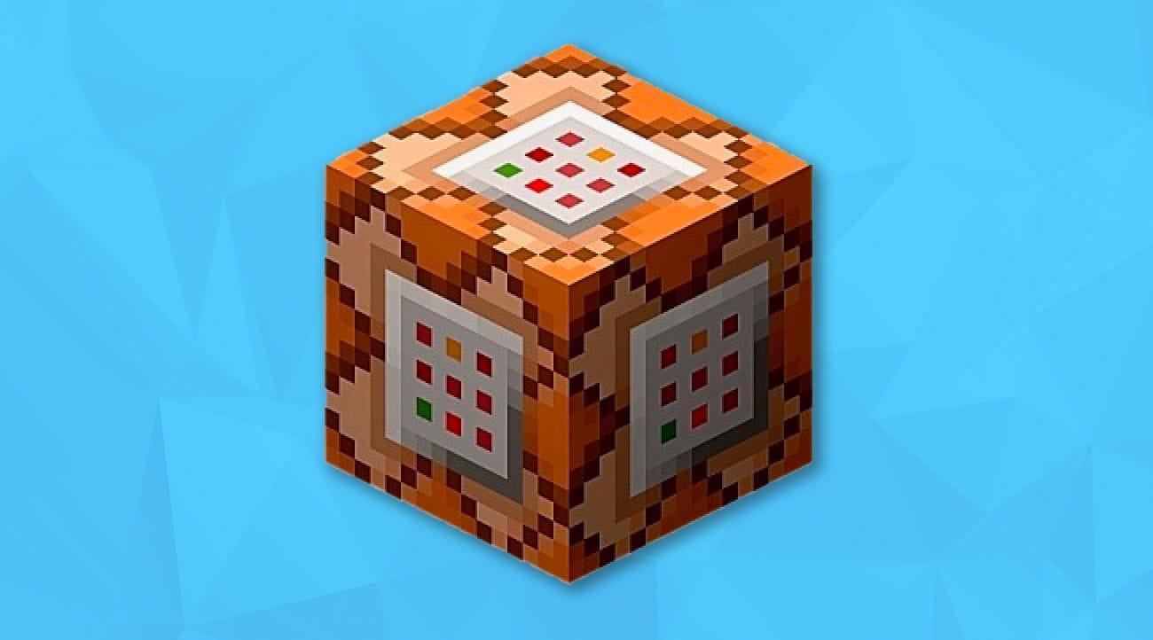 Minecraft - Command Block