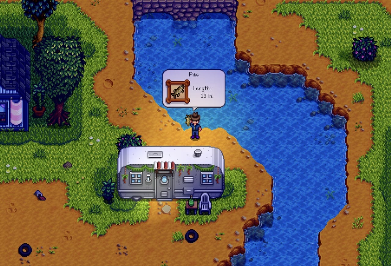 How to fish in Stardew Valley